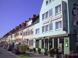 Zum Weserwehr