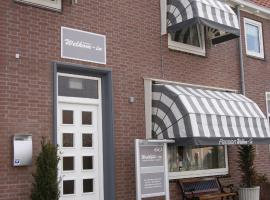 Welkom-in, appartement in Zandvoort