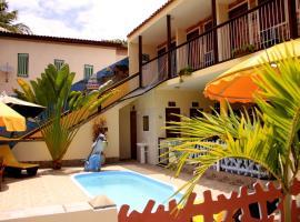 Camping e Chalés Beira Mar, pet-friendly hotel in Maragogi