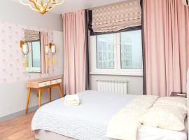 Apartments on Kolomenskaya, 12, бюджетный отель в Москве