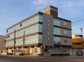 Navega Beach Palace Hotel, hotel in Navegantes