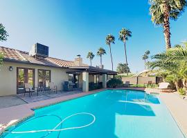 New Listing! Luxe Retreat w/ Pool & 2 Living Areas home