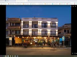 Backhome Hostel & Bar