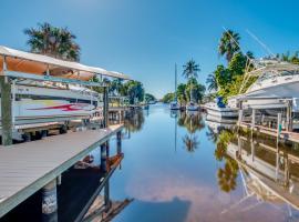 BOATERS.HOUSE Cape Coral, Florida, Ferienunterkunft in Cape Coral