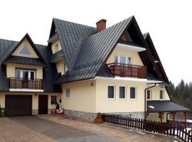 Hotel Zbójnicówka, hotel in Bukowina Tatrzańska