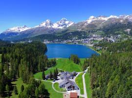 Landgasthof Meierei, hotel a Sankt Moritz