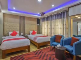 OYO 747 Hotel Marinha