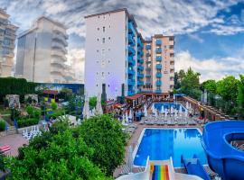 Club Big Blue Suit Hotel - All Inclusive, מלון באלאניה
