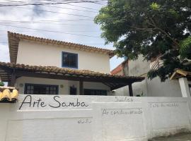 Arte Samba Suítes, hotel near Amores Beach, Búzios