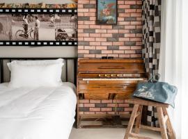 Xi'an Hidden Ridge Art Hotel