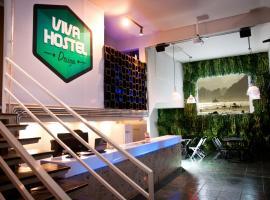 Viva Hostel Design, hotel design em São Paulo