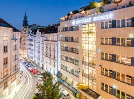 Mosaic House Design Hotel, hotel in Prague