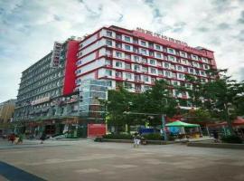 Thank Inn Chain Hotel jiangsu xuzhou tongshan district normal university