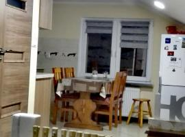 Kwatery na Rogu, apartment in Augustów