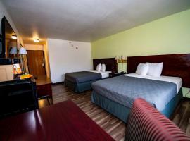 Rodeway Inn Colorado Springs, pet-friendly hotel in Colorado Springs