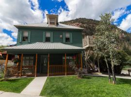 Hot Springs Inn, hotel in Ouray