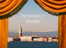 Hotel Riviera, hôtel sur le Lido de Venise