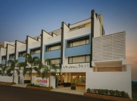 Ginger Dona Paula, Goa, hotel in Panaji