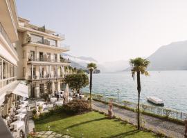Hotel Villa Flori, accessible hotel in Como