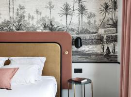 Best Western Hotel du Pont Wilson, hótel í Lyon