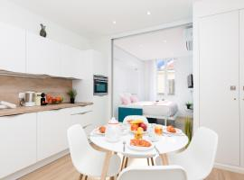 L'Albion YourHostHelper, apartment in Cannes