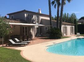 Villa le Roi Soleil