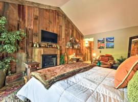 High-Quality Park City Escape with Resort Amenities!, apartment in Park City