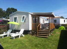 Mobil-home Normandie