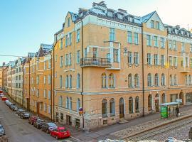 Kongressikoti Hotel, hotelli Helsingissä lähellä maamerkkiä Kampin metroasema