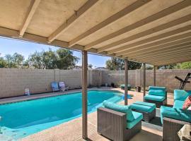 Scottsdale Home w/Furnished Patio: Shop/Golf