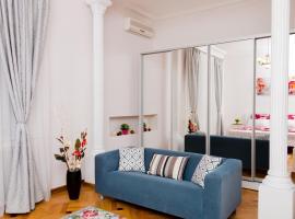 Tverskaya street 6, апартаменты/квартира в Москве
