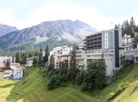 Hotel Cristallo, Hotel in der Nähe von: Skilift Eggli, Arosa