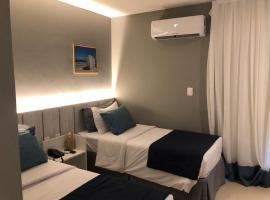 Apartamento próprio dentro de Hotel
