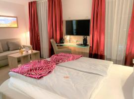 Hotel Edel Weiss, hótel í Breme
