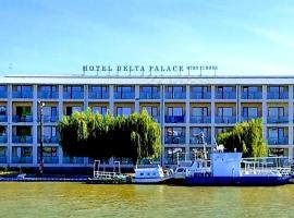 Delta Palace, hotel din Sulina