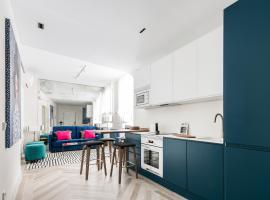 Modern & Exclusive Apartment Puerta del Sol