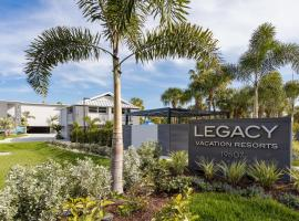 Legacy Vacation Resorts-Indian Shores, hotel in Clearwater Beach