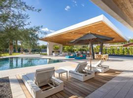 New Listing! Lavish Estate: Resort-Style Backyard home