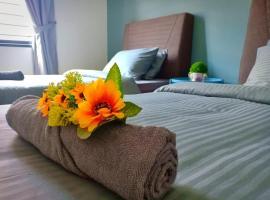 Desaru Homestay 4 Bedrooms 11pax near Desaru Waterpark and Beach