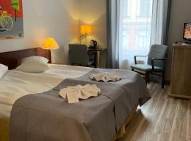 A1 Hotel place for long stay