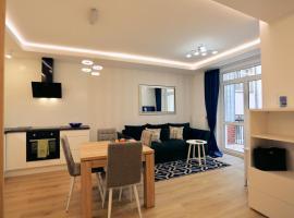 Apartament Marszalkowska 87