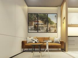 GEM Apartment, serviced apartment in Ho Chi Minh City