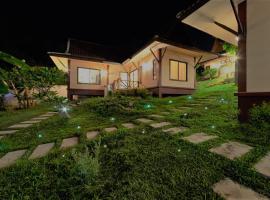 Pantarisa home villas Bophut Koh Samui