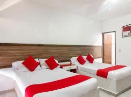 OYO Hotel Quinta Mi Fortaleza Cone