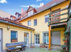 Elegant Apartment in Naumburg with Terrace