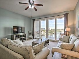 Lakefront Retreat w/ Pools, Walk to Beach!, villa in Panama City Beach