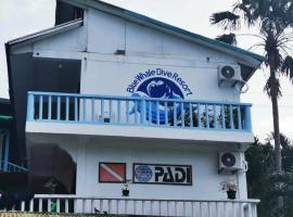 Blue Whale Dive Resort