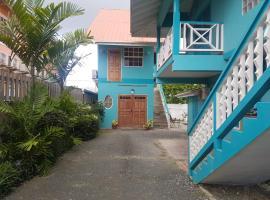 Restorations Tobago, hotel in Bon Accord