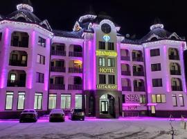 Diamond Hotel SPA Resort