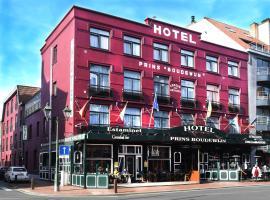 Hotel Prins Boudewijn, hotel in Knokke-Heist